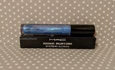MAC- Dazzleglass Lip Gloss: Comet Blue. New, 0.06 oz.