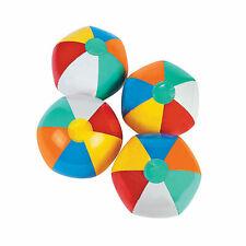 "Inflatable 9"" Classic Medium Beach Balls - Toys - 12 Pieces"