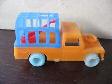 1/50  (7cm) LAND ROVER SANTANA RUIZ SAFARI ORANGE