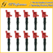 OEM Quality Ignition Coil 10PCS for Expedition Explorer Lobo Mustang/ Navigator