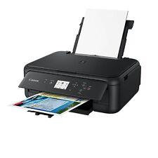 Canon 2228C008 Pixma Ts5150 WiFi Bluetooth Inkjet Printer - Black