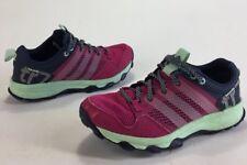 Womens Adidas Kanadia Trail 7 Running Shoes Pink Blue Mint Size 6.5