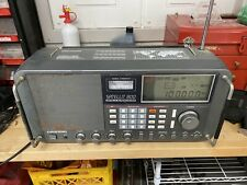 GRUNDIG SATELLIT 800 MILLENNIUM AM/FM/SSB SHORTWAVE RECEIVER - VG and working