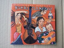 RUMBA FLAMENCO PUTUMAYO WORLD ETHNIC MUSIC CD VGC