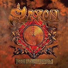 Saxon - Into The Labyrinth Demon Records Demrec158 Vinyl