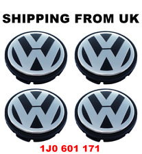 ALLOY WHEEL CENTRE CAP CAPS 56MM 1J0601171 VW NEW BEETLE PASSAT B4 POLO MK3