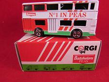 Corgi - Daimler Fleetline Double Decker Bus - Batchelors Peas - New & Boxed