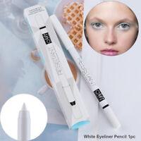 Schmutzfest Make -up für Augen Charmant Kosmetik Bleistift mit weißem Eyeliner