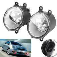 Car Driving Lights Bumper Fog Lamp for Toyota Yaris Hatchback 2006 2007 2008