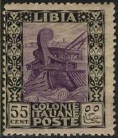 Italy Libia - Sassone n. 29  MNH** cv 180$