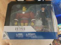 The New Batman Adventures Etrigan and Klarion Action Figures DC Collectibles