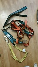 Preowned MSA  PULLOVER HARNESS WITH SHOCK ABSORBER 310LBS,