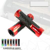 CNC Aluminum Motorcycle 7/8 Handlebar Hand Gel Grips for SUZUKI SV650 SV650/S