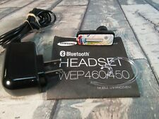 Samsung WEP460 Lightweight Wireless Bluetooth Headset