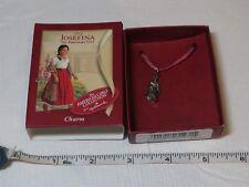 1824 Josefina Montoya  An American Girl Girls charm Hallmark NOS NIB READ SMOKE