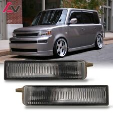 For Scion xB 03-06 Smoke Lens Pair Bumper Fog Light Lamp OE Replacement+Switch