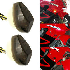 Fit Honda CBR 600RR 1000RR 2004-2007 05 2x Flush Mount Front Turn Signals Light