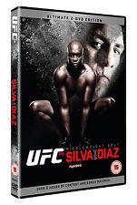 NEW & Sealed UFC 183 - Silva vs. Diaz Extended Edition DVD (2 Discs) MMA