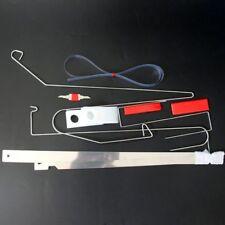 9x Universal Car Lock Out Emergency Tool Kit Unlock Door Open Tool Bump Key Kit