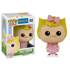 "PEANUTS CHARLIE BROWN-Sally Brown 3.75"" POP Figura in Vinile Funko Nuovo di Zecca"