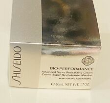 BRAND NEW Shiseido Bio Performance Advanced Super Revitalizing Cream 1.7oz