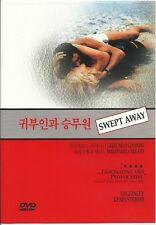 SWEPT AWAY  NEW  DVD