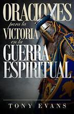 Oraciones Para La Victoria En La Guerra Espiritual (Paperback or Softback)