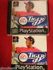 TIGER WOODS 99 PGA TOUR GOLF PLAYSTATION 1 TIGER WOODS 99 GOLF PS1 PS2 PS3