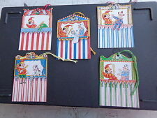 punch and judy gift tags