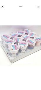 Sweetzone Candy Floss Tubs 12 x 20g  - Ideal Party Bags