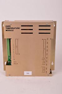 BTU E2-01155045385-03 Over Temperature Module (785)