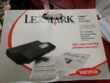NIB Lexmark 140191A HP Hewlet Packard 92291A Print Cartridge LaserJet IIIsi 4si