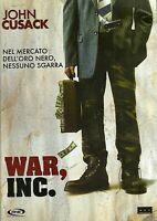 WAR INC. (2008) un film di Joshua Seftel - John Cusack - DVD EX NOLEGGIO MONDO