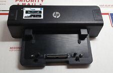 Hp Elitebook Probook Docking Station A7E32UT Port Replicator DVI Display Port