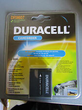 Duracell 7.4V Lithium-Ion Rechargeable Battery Panasonic Cameras 700mAh 483925