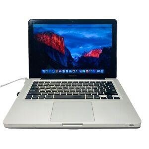 Apple MacBook Pro (13-inch, mid-2009) 2.26 GHz Intel, 250GB SSD, 8GB RAM -Works