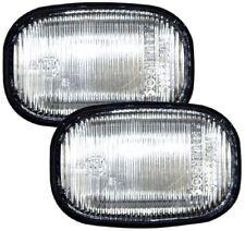 TOYOTA MR2 Mk2 91-99 Mk3 99-07 CLEAR SIDE LIGHT REPEATER INDICATORS