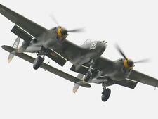 1/6 Scale & 1/5 Scale P-38 Lightning Fowler Flaps Plans, Templates, Instructions