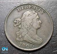 1800 Draped Bust Half Cent --  MAKE US AN OFFER! #B3608