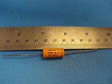 8A  1-PCS  TVA -1600  Capacitor Sprague Atom 2UF 350V Tube Amp Made in USA