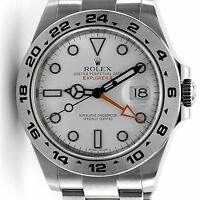 For Rolex Explorer II Crystal Protector HD anti-scratch, wDate Window + Bezel