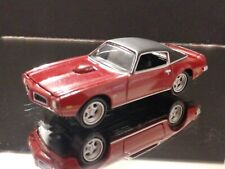 1973 PONTIAC FIREBIRD SD 455 1/64 SCALE ADULT COLLECTIBLE MUSCLE CAR LIMITED