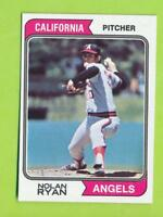 1974 Topps - Nolan Ryan (#20)  California Angels