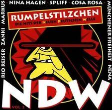 Rumpelstilzchen-Hits der NDW 2 Markus, Nena, Mike Müller, Cosa Rosa, Step.. [CD]