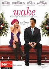 Wake  - DVD - NEW Region 4