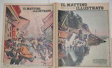 1930 Incidente ferroviario Parigi Nantes Spedizione Andree Terremoto Giappone di