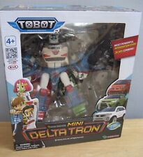 BRAND NEW TOBOT MINI DELTATRON ROBOT YOUNG TOYS SEALED KIA