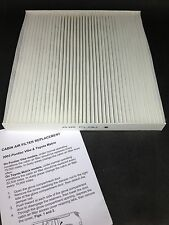 New Cabin Air Filter w/ Instructions For Toyota 88568-02020 USA Seller