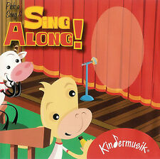 Pick a Song & Sing Along - CD