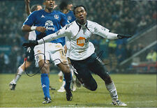 Daniel STURRIDGE SIGNED COA Autograph 12x8 Photo AFTAL Bolton Wanderers RARE